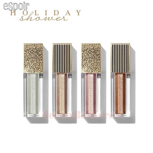 ESPOIR Fashion Metallic Eye Glitter 5g [Holiday Shower Edition]